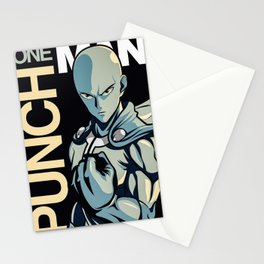 OnePunchMan Stationery Cards