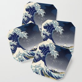 Great Wave: Kanagawa Night Coaster
