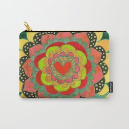 Feral Heart #01 Carry-All Pouch