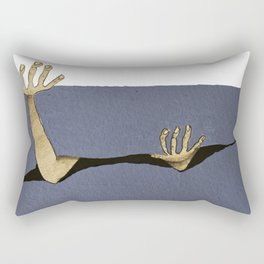 Helena Almeida Rectangular Pillow