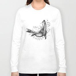 Seal and Fish Long Sleeve T-shirt
