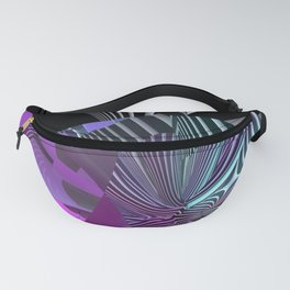 polynomial art -2- Fanny Pack