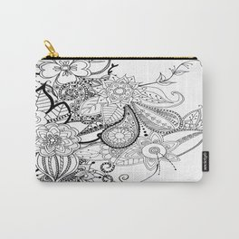 DOODLE MANIA Carry-All Pouch