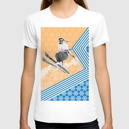 Ski Like a Girl T-shirt