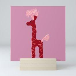 Giraffe from Sayulita Mini Art Print