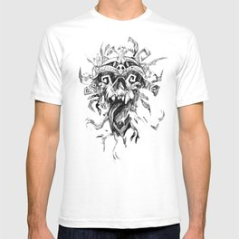 The skull of Craze T-shirt