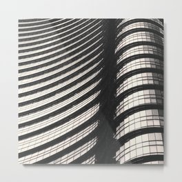 .under destruction .  Metal Print