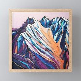 Goat Mountain at Jack Sprat Framed Mini Art Print