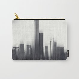 Rotterdam Skyline Abstraction Carry-All Pouch