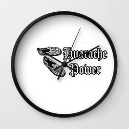 Huarache Power Wall Clock