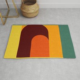 Geometric art XII Rug