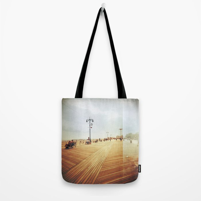 Coney Island #3 Tote Bag