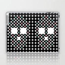 Retro Skull #4 Laptop & iPad Skin