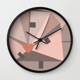 Astract Wall Clock
