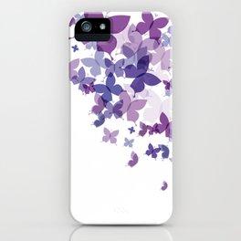 Butterflies A iPhone Case