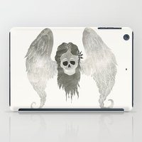 virgo iPad Cases featuring Virgo by Paige Tuzee
