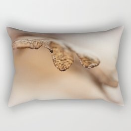 Keep up!!! Rectangular Pillow
