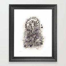 Dessa Framed Art Print