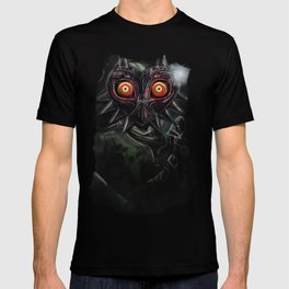 Legend of Zelda Majora's Mask Link T-shirt