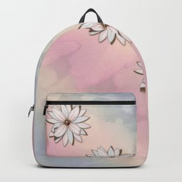 lily-white Backpack