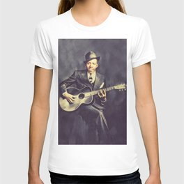 Robert Johnson, Music Legend T-shirt