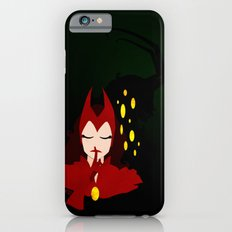 Mischief from Shadows (Lady Loki as Scarlet Witch) iPhone 6s Slim Case