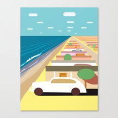 Imperial Beach 2 Canvas Print
