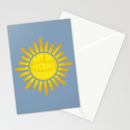 Ray of Sunshine Stationery Cards