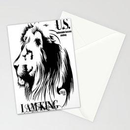IAMKING_USclothing Stationery Cards
