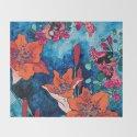Blooming Night Garden: Twilight by larameintjes