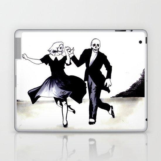 Skeleton Swing Laptop & iPad Skin