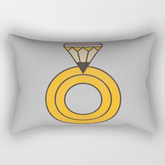 Draw Ring Rectangular Pillow