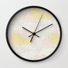 The El Wall Clock
