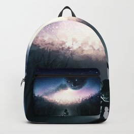 Zelda And The Black Moon Backpack