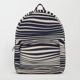 Waving Lines Backpack