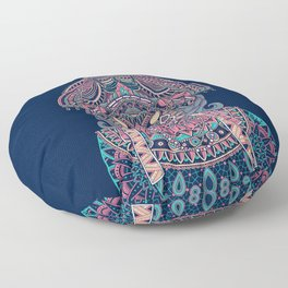 Queen of Solitude Floor Pillow
