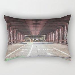 Straight Ahead - Chicago Rectangular Pillow