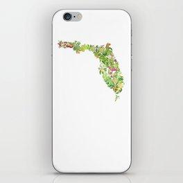 Fruits of Florida iPhone Skin