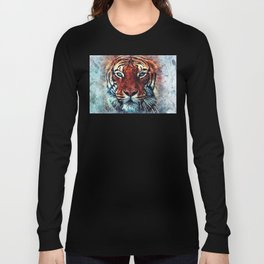 Tiger spirit Long Sleeve T-shirt