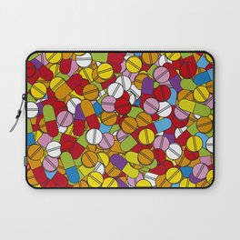 Lots of Pills Laptop Sleeve