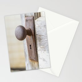 Don't Come Knocking Stationery Cards