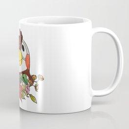 Animal Crossing, Blathers Coffee Mug