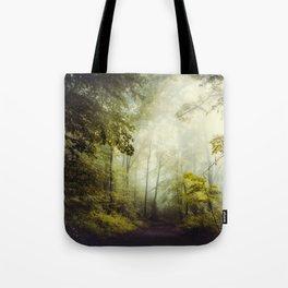 Glorious Woods Tote Bag