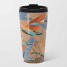 Goose Metal Travel Mug