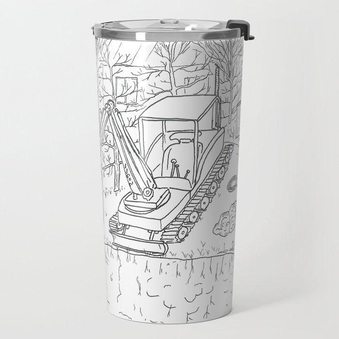 beegarden.works 013 Travel Mug