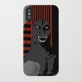 The Return of Godzilla iPhone Case