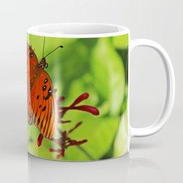 A Gulf Fritillary Coffee Mug