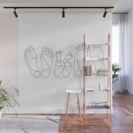 Family Wall Mural
