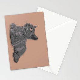 Possessed Stationery Cards
