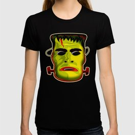 Frankenstein Monster Mask T-shirt
